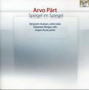 Benjamin Hudson, Sebastian Klinger, Jürgen Kruse: Arvo Pärt: Spiegel im Spiegel (SACD) - SACD