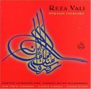 Reza Vali: Persian Folklore - CD