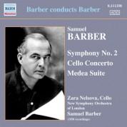 Samuel Barber: Barber conducts Barber (1950) - CD