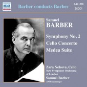 Samuel Barber: Barber conducts Barber (1950) - CD