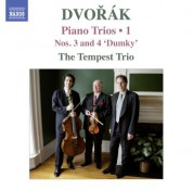 Alon Goldstein, Ilya Kaler, Amit Peled: Dvořák: Piano Trios Nos. 3 & 4,