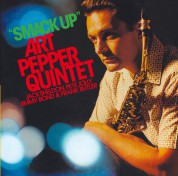 Art Pepper: Smack up + 6 Bonus Tracks - CD