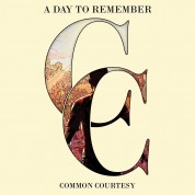 A Day To Remember: Common Courtesy - CD