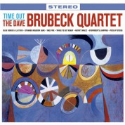 Dave Brubeck Quartet: Time Out - Plak