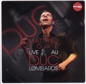 Matthieu Boré: Live Au Duc Des Lombards - CD