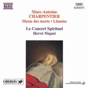 Herve Niquet: Charpentier, M.-A.: Sacred Music, Vol. 1 - CD