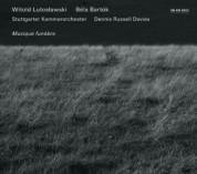 Stuttgarter Kammerorchester, Dennis Russell Davies: Lutoslawski, Bartok: Musique Funebre - CD