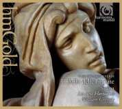 Les Arts Florissants, William Christie: Monteverdi: Il Ballo delle Ingrate - CD