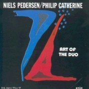 Niels-Henning Orsted Pedersen, Philip Catherine: Art Of The Duo - CD