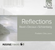 Frederic Chiu: Reflections - CD