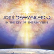 Joey De Francesco: In The Key Of The Universe - Plak