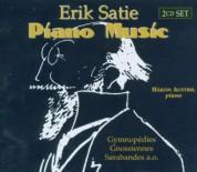 Håkon Austbö: Satie: Piano Music - CD
