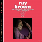 Ray Brown, Milt Jackson: Jazzplus: With The All Star Big Band - CD