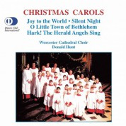 Donald Hunt: Christmas Carols - CD