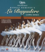 Paris Opera Ballet: Rudolf Nureyev's: La Bayadère - BluRay