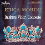 Erica Morini, Philharmonic Orchestra of London, Artur Rodzinski: Brahms: Violin Concerto - Plak
