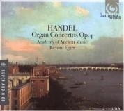 Academy of Ancient Music, Richard Egarr: Handel: Organ Concertos op.4 - SACD