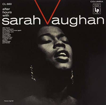 Sarah Vaughan: After Hours With Sarah Vaughan - Plak