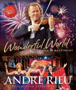 André Rieu: Wonderful World - Live in Maastrich - BluRay