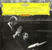 Géza Anda, Radio Symphonie Orchester Berlin, Ferenc Fricsay: Bartok: Piano Concerto No. 1 - Plak