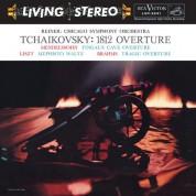 Chicago Symphony Orchestra, Fritz Reiner: Tchaikovsky: 1812 Overture (200 g) - Plak