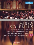 Royal Concertgebouw Orchestra, Nikolaus Harnoncourt: Beethoven: Missa Solemnis - DVD