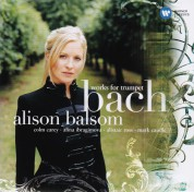 Alison Balsom: Bach: Works for Trumpet - CD