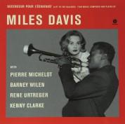 Miles Davis: Ascenseur Pour L'échafaud - Plak