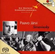 Paavo Järvi, Die Deutsche Kammerphilharmonie Bremen: Stravinsky: Concerto in d, Suite 1 & 2 / Suite L'Histoire du soldat - SACD