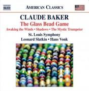 Saint Louis Symphony Orchestra, Leonard Slatkin: Baker: The Glass Bead Game - Awaking the Winds - Shadows - The Mystic Trumpeter - CD