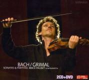 David Grimal: Bach: Sonaten & Partiten für Violine BWV 1001-1006 - CD