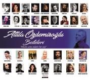 Çeşitli Sanatçılar: Attila Özdemiroğlu Besteleri - CD
