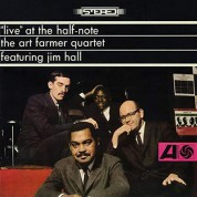 Art Farmer: Live At The Half-Note - Plak