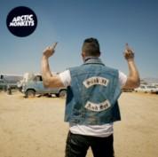 Arctic Monkeys: Suck It And See - Single Plak
