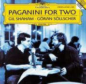 Gil Shaham, Göran Söllscher: Paganini: Duos - CD