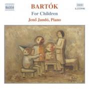 Jeno Jando: Bartok: Piano Music, Vol. 4: For Children - CD