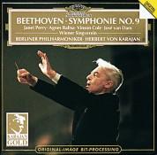 Agnes Baltsa, Berliner Philharmoniker, Vinson Cole, Herbert von Karajan, Janet Perry, José van Dam, Wiener Singverein: Beethoven: Symphonie No. 9 - CD