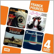 Franck Pourcel: 4 Albums Cinema - CD