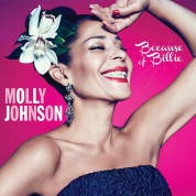 Molly Johnson: Because of Billie - CD