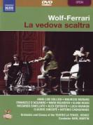 Anne-Lise Sollied, Maurizio Muraro, Elena Rossi, Luca Favaron, Orchestra del Teatro La Fenice di Venezia, Karl Martin: Wolf-Ferrari: La Vedova Scaltra - DVD