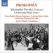 Prokofiev: Alexander Nevsky / Lieutenant Kije Suite - CD