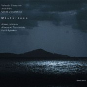 Alexei Lubimov, Alexander Trostiansky, Kirill Rybakov: Misterioso - CD