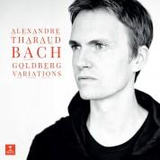 Alexandre Tharaud: Bach: Goldberg Variations - Plak