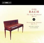 Miklós Spányi: C.P.E. Bach: Solo Keyboard Music, Vol. 26 - CD