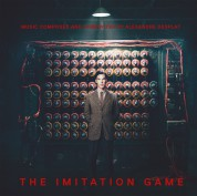 Alexandre Desplat: OST - The Imitation Game - Plak