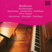 Silvia Capova: Beethoven: Piano Sonatas Nos. 8, 1 and 23 - CD