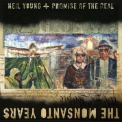 Neil Young: The Monsanto Years - Plak