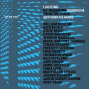 Anthony de Mare: Liaisons: Re-Imagining Sondheim from the Piano - CD