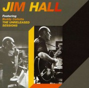 Jim Hall: The Unreleased Sessions - CD