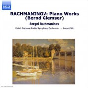 Rachmaninov: Piano Works - CD